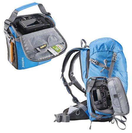 mantona Elements Outdoor Rucksack + Kameratasche für 69€ (statt 114€)
