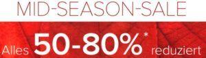Dress for Less   MidSeason Sale mit bis 80% Rabatt   z.B. Strellson Anzug für 193,41€