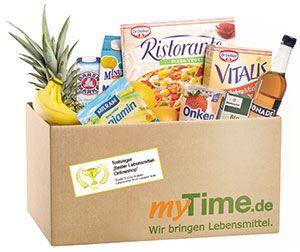 mytime paket Lebensmittel online bestellen   Die besten Tipps!