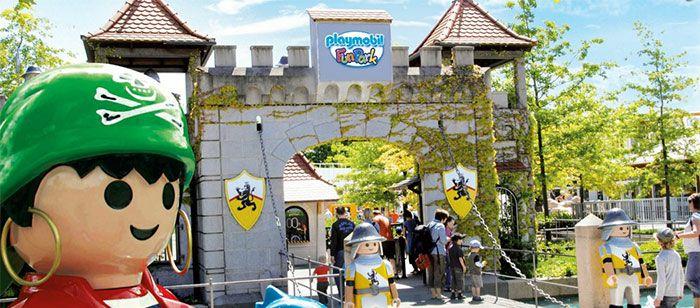Playmobil Funpark + 1 ÜN zu zweit im 4* Hotel inkl. Frühstück für 118€ p.P.   bis zu 2 Kinder unter 3 kostenlos!