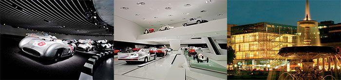 3 Tage Stuttgart inkl. Museenbesuche bei Porsche und Mercedes Benz + Frühstück für 99€ p.P.