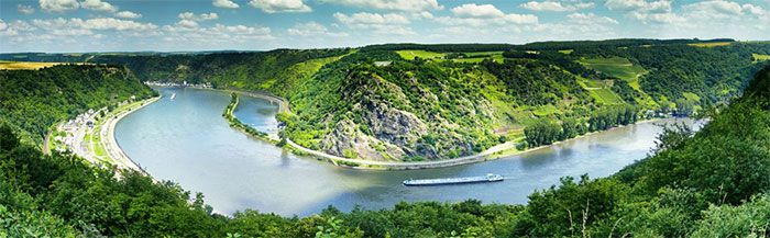 3 6 Tage in der Loreley im 4* Hotel mit Halbpension ab 99€ p.P.