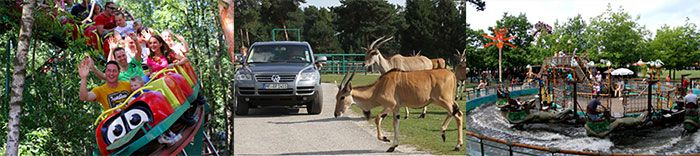 safaripark 2 Tage Safaripark Stukenbrock inkl. Übernachtung im 4* Hotel mit Frühstück für 59,90€ p.P.