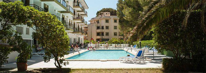smartline guya Eine Woche Cala Ratjada im 3,5 Sterne Hotel inkl. Flug + Frühstück ab 264€ p.P.