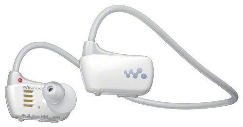 SONY NWZ W273S MP3 Player in weiß oder pink für 50€ (statt 80€)