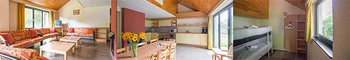 sunparks 5 Tage Sunpark Ferienhaus bis 6 Personen + gratis Eintritte ab 99€ (Alternative zu Center Parcs)