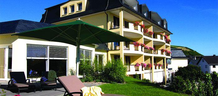 2 ÜN im 4* Hotel an der Mosel inkl. Frühstück & Wellness ab 149€ p.P.