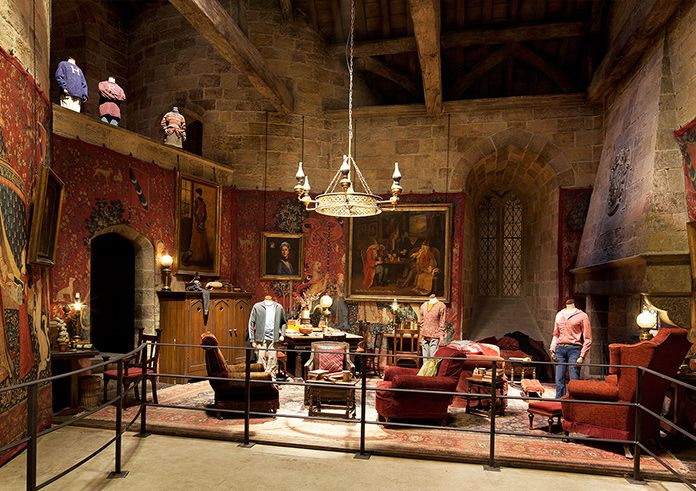03 harry potter The Making of Harry Potter Tour + 4* DoubleTree (Hilton) Hotel ab 99€