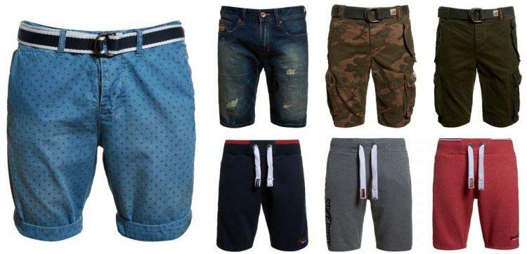 574 e1470557754581 Superdry Herren Shorts   div. neue Modelle für je 24,95€
