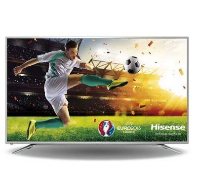 Hisense HE65KEC730   65 Zoll  UltraHD Smart TV mit Triple Tuner (DVB T2) für 999,99€