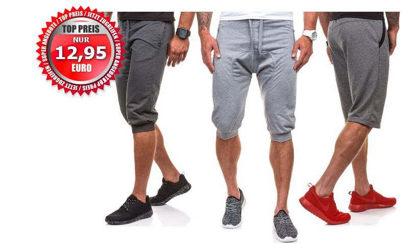 7G7 Bermudas Hot Red und J.Style Bermuda Shorts für je nur 12,95€
