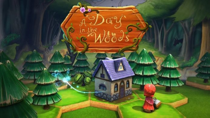 A Day in the Woods (Android) gratis statt 1,99€