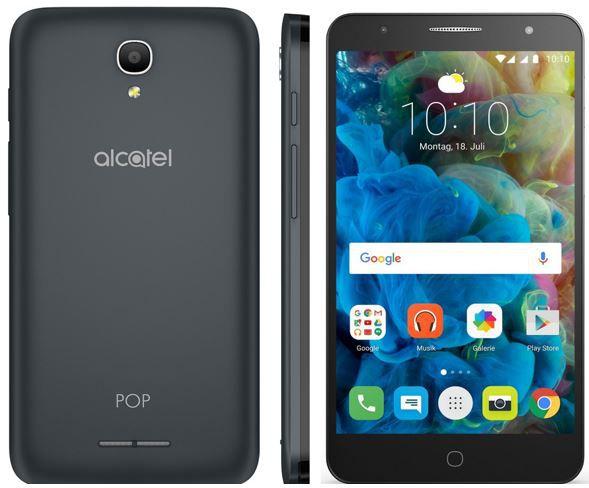 Alcatel Pop 4   5 Zoll Android 6 Einsteiger Phone für 89€