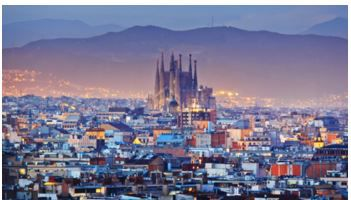 Barcelona Flug Angebot Barcelona Sercotel Madanis 4* Hotel mit Flug bis 4 Tage ab 159€ p.P.