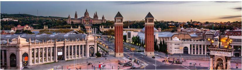 Barcelona Flug Barcelona Sercotel Madanis 4* Hotel mit Flug bis 4 Tage ab 159€ p.P.