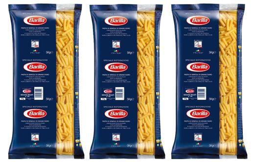 Barilla Sedani Rigati n. 94   15kg Nudeln ab 10,77€