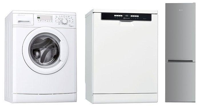 Bauknecht Haushaltsgeräte Sale   z.B. WAK 64 Waschmaschine für 229€ (statt 299€)