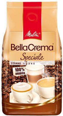 Melitta Bella Crema Speciale (100 % Arabica, 1kg) ab 7,11€
