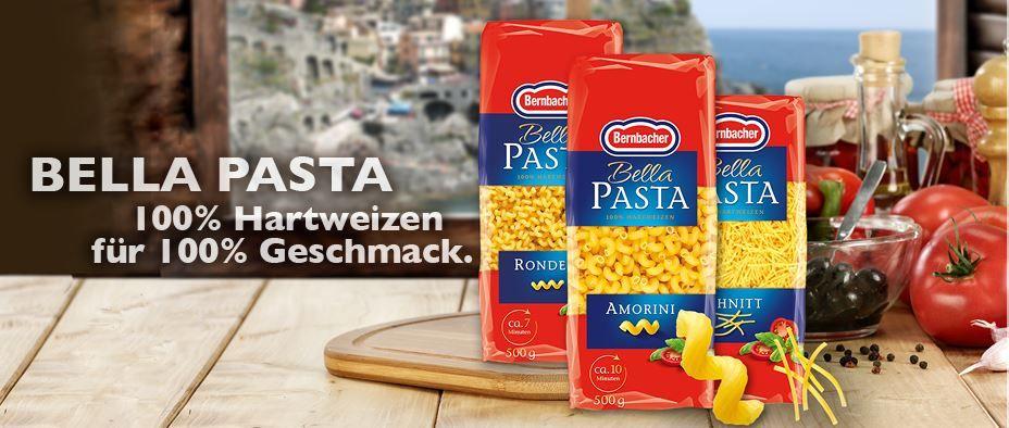 Fehler? Bernbacher Pasta Amorini   7,5Kg statt 47,70€ für 7,45€