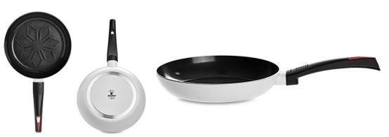 Bergner Keramik Pfanne 24 cm kostenlos + gratis Artikel für 5,97€ (VSK)