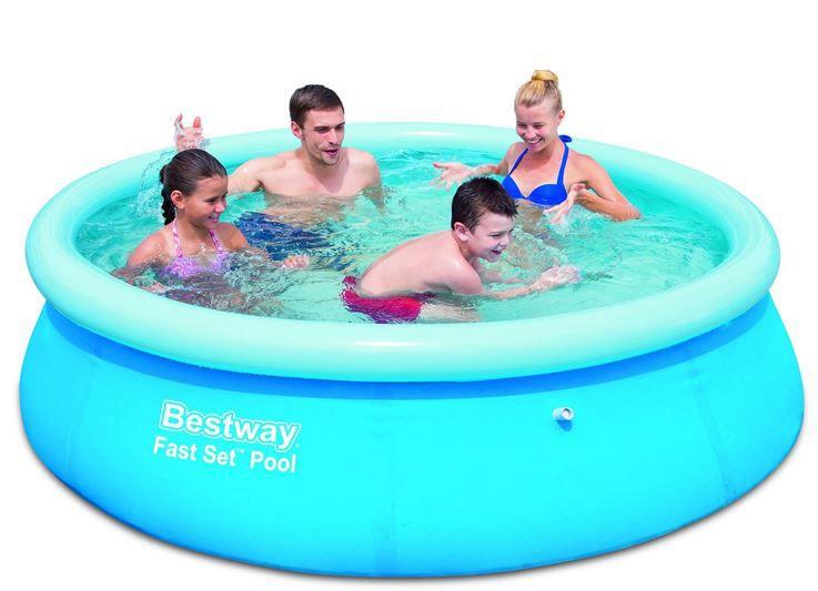 Bestway Fast Set Pool   244 x 66cm  für nur 32€
