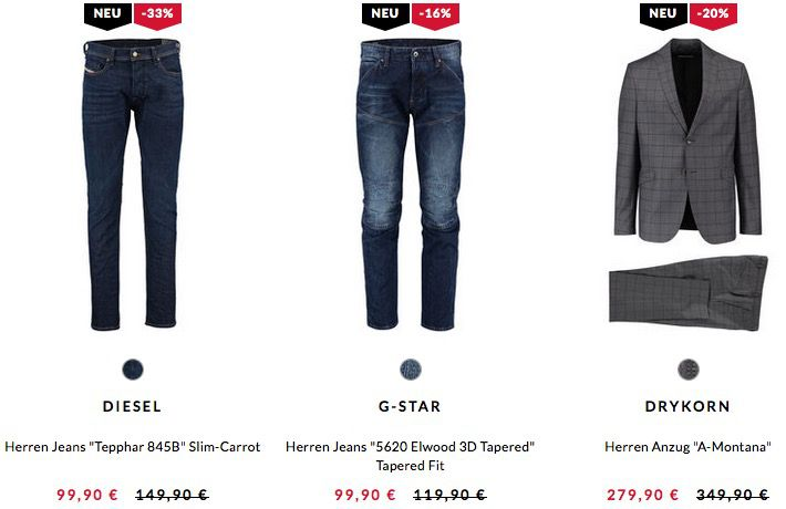 Premium Marken Presale bis zu  30% bei Engelhorn