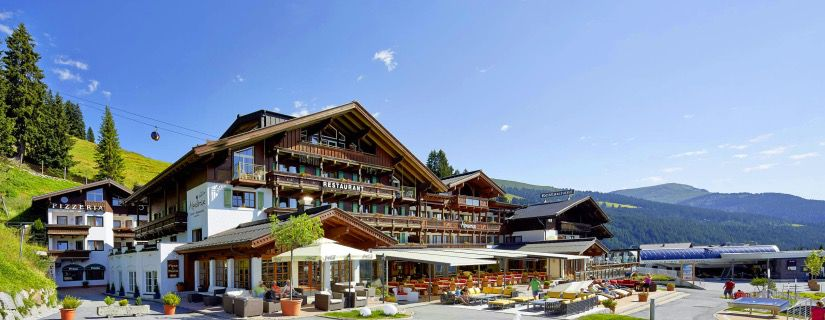 2 ÜN Alpenwelt Resort mit Verwöhnpension, Wellness + gratis Nationalpark Sommercard ab 159€ p.P.