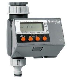 Gardena 01814 20 Bewässerungscomputer für 44,90€ (statt 55€)