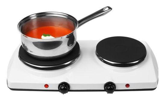 Medion Doppel Kochplatte (1.000 & 1.500 W) für 14,99€ (statt 25€)