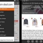 Neue Mein-Deal.com Windows Phone App testen und Preise gewinnen
