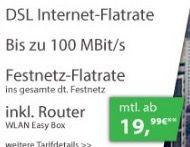 Vodafone DSL 16.000 für effektiv 14,57€ mtl.   50.000 / 100.000 ebenfalls verfügbar!