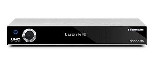 TechniSat Digit Isio STC 4K TV Receiver + 3 Twin Tuner (SAT, Kabel, DVB T) für 279€ (statt 329€)
