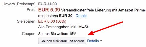 Bildschirmfoto 2016 06 13 um 10.10.50 Philips LED Lampe E27 dimmbar für 5,09€ (statt 8€)   Plus Produkt