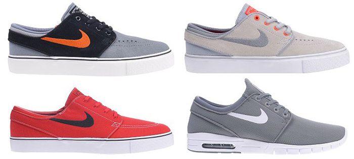 Nike Stefan Janoski Sneaker zu Knaller Preisen   z.B. Stefan Janoski GS für 30€ (statt 59€)