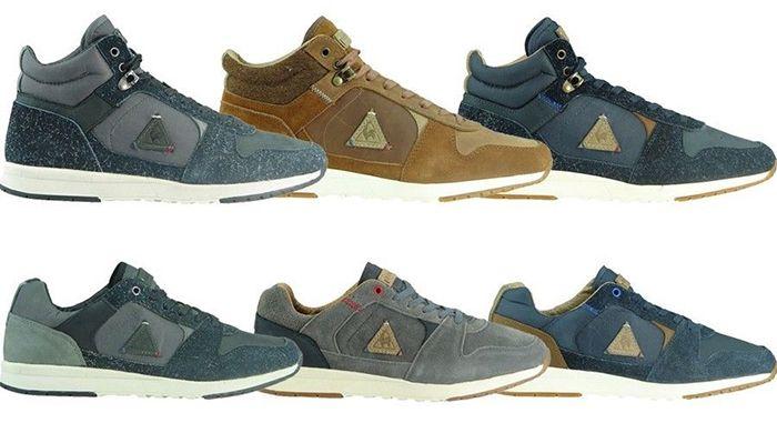 Le Coq Sportif Gaspar Low & Shoot Sneaker ab 14,99€ (statt 40€)