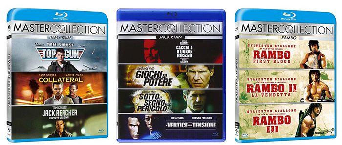 16 Blu ray Filme mit deutscher Tonspur für 38,15€