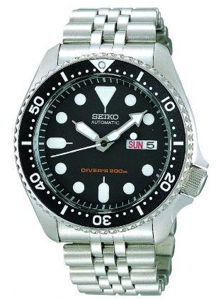 Seiko SKX007K2 Diver Automatikuhr für 224€ (statt 269€)
