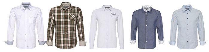 Arqueonautas Baumwoll Herren Hemden für je 19,95€