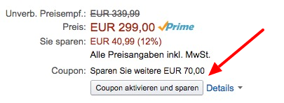Bildschirmfoto 2016 06 17 um 15.43.55 Rowenta RO6451 EA Silence Force Bodenstaubsauger für 229€(statt 246€)