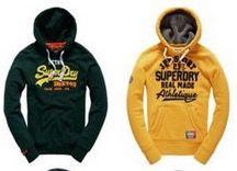 Superdry   79 Damen & Herren Hoodies für je 35,95€