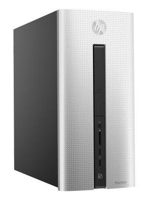 HP Pavilion 550 138ng Desktop PC für 319€ (statt 424€)
