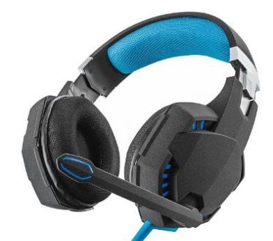 Trust GXT 363 USB Bass Vibration 7.1 Gaming Headset für 33,50€ (statt 70€)
