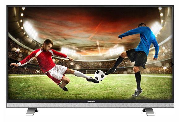 Grundig 55 VLE 8520BL   55 Zoll 3D Full HD Fernseher für 479€ (statt 630€)