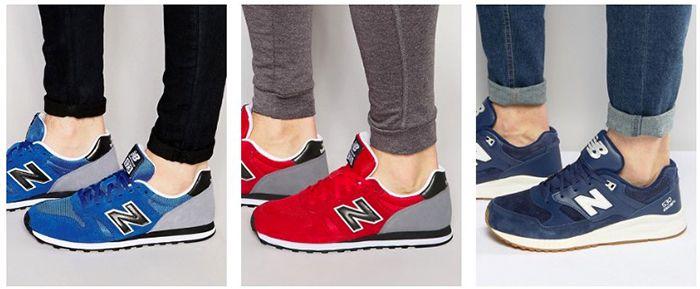 Bildschirmfoto 2016 06 23 um 15.43.13 Asos Sneaker Sale + 10% Gutschein + VSK frei   z.B. New Balance M 373 für 53€ (statt 78€)