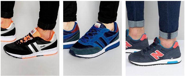 Asos Sneaker Sale + 10% Gutschein + VSK frei   z.B. New Balance M 373 für 53€ (statt 78€)