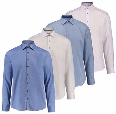 Bildschirmfoto 2016 06 24 um 08.55.17 Seidensticker Herren Hemd Langarm Slim Fit für 29,90€ (statt 40€)