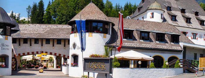 Bildschirmfoto 2016 06 26 um 11.24.29 3 Tage im tiroler 4* Schlosshotel + Halbpension ab 99€ p.P.