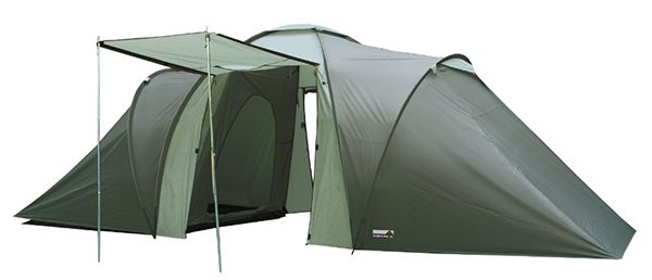 High Peak Como 4 Personen Zelt für 54€ (statt 118€)