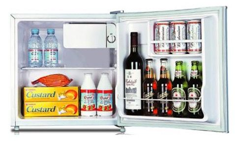 PKM KS60 Mini Kühlschrank 45 Liter für 77€ (statt 100€)