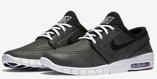 Nike Stefan Janoski Max Leather Premium Sneaker für 78,39€ (statt 134€)